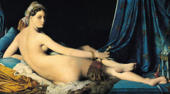 Dominique Ingres. La Grande Odalisque, 1814 thumbnail
