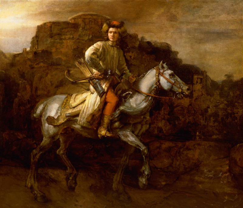 The Polish Rider, c. 1655 The Frick Collection, New York