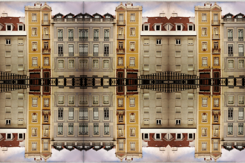 Windows of lisboa