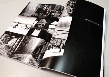 The Analogue Street Collective Photography Magazine