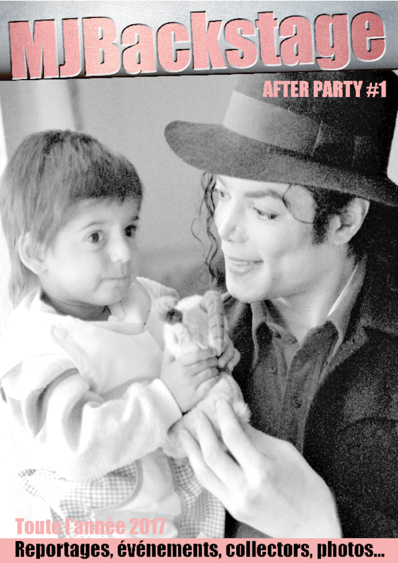 MJBackstage After Party #1